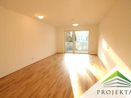 ERSTBEZUG! - Exklusive 3 Zimmer-Neubau-Wohnung mit Küche und Balkon