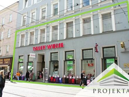 SHOP-HIGHLIGHT zwischen Linzer Taubenmarkt & Hauptplatz!
