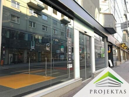 Ihre Gelegenheit: Modernes Geschäftslokal nahe der Mozartkreuzung / Landstraße!