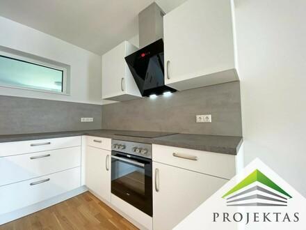 ERSTBEZUG: Moderne 2-Zimmerwohnung mit Küche und Balkon in Ottensheim!