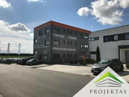 Ökologisch - Nachhaltig - Flexibel! Betriebsgebäude an Premium-Standort in Pasching!