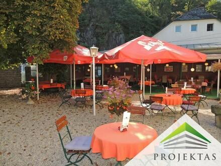 Großartige Gelegenheit für Gastronomen! Vollausgestattetes Gasthaus direkt an der Donau sucht ab Jänner einen neuen Pächter!