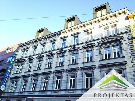 Sonnige 5-Zimmer Altbauwohnung in Linzer Bestlage!