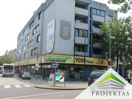 Ecklokal mit riesiger Glasfront! Ihr neues Lokal an Welser Top-Standort!