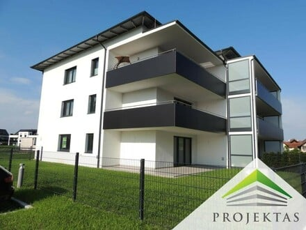 Anleger aufgepasst! ERSTBEZUG! Neubau 4 Zimmer-Gartenwohnung in Eferding/Fraham!