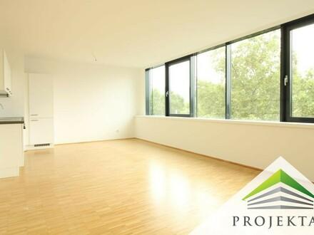 Perfekt aufgeteilte 2 Zimmerwohnung in moderner Wohnanlage in Linz-Urfahr!