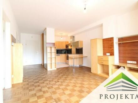 Ruhige 2 Zimmerwohnung mit Terrasse & TG-Stellplatz in sonniger Grünlage