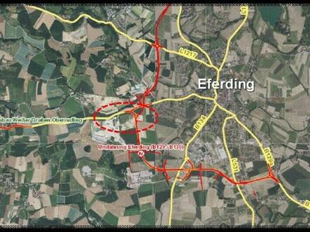 Betriebsbaugrund Eferding Standort