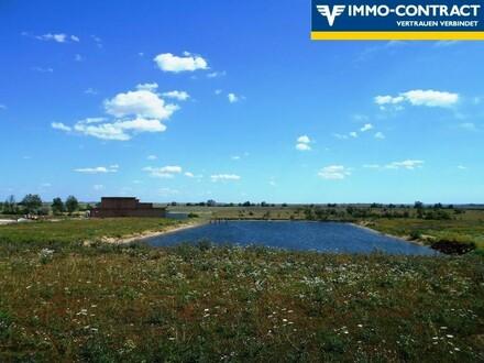 Grundstück Blick auf Wasser u Nationalpark