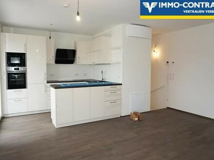 Wunderschöner DG-Neubau auf 2 Ebenen. Qualität & Ausstattung die überzeugt! Drei Zimmer mit toller Terrasse.
