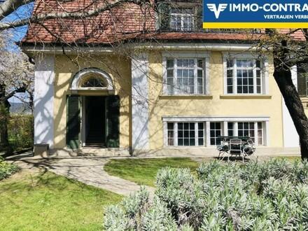 Villenetage in zentraler und ruhiger Lage der Kaiserstadt Baden