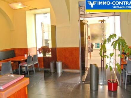 Gastraum Eingangsbereich