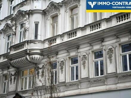 Elegantes Altbaubüro/Eignung als Wohnbüro