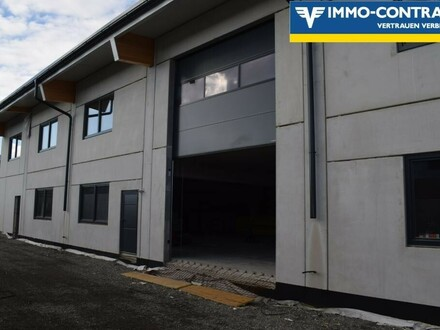 OG-Lagerhalle mit 8m bzw. 3,5m Höhe.Büro möglich. Nähe A4 und Industriepark Eco Plus