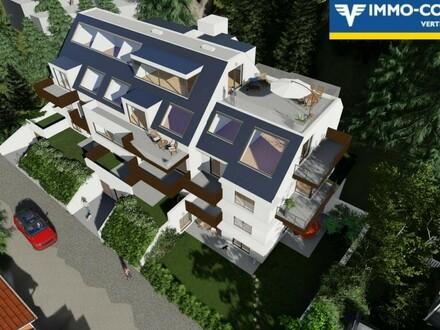am BergBlick 19 - Bergidylle mit Weitblick - Luxuswohntraum am Fuße des Leopoldsberges. Baubeginn Nov. 2020, Top 9