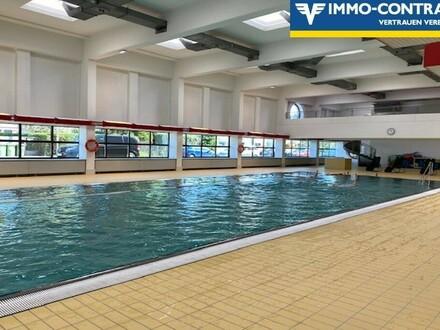 Sonnenterrasse, Schwimmbad, Wienerwald. . . Helle, moderne und vollmöblierte 2 Zi Wohnung inkl. Garagenplatz zu vermieten…