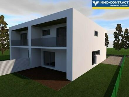 PROVISIONSFREI für die Käufer - Niedrigenergie - Doppelhaus !!