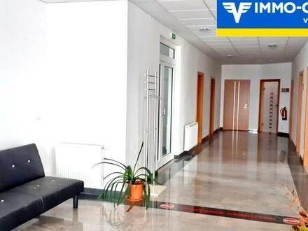 Vielseitiges Bürogebäude, behindertengerecht, auch kombinierbar mit Wohnungen - in traumhafter, sonniger Grünlage