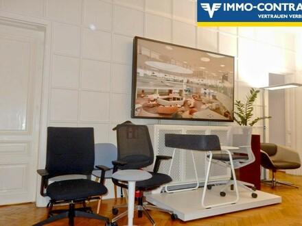 ca. 230 m² Büro oder Praxis nähe Getreidemarkt   ideale Lage, beste Anbindung