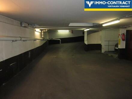 Garagenplatz - verkehrsgünstig - für Anrainer und Pendler