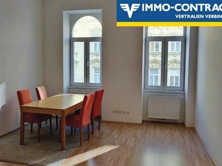 Unbefristete 3-Zimmerwohnung - perfekt für Familie oder WG
