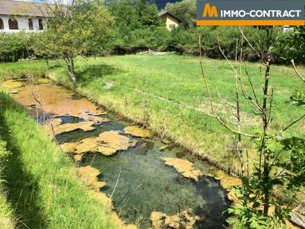 RESERVIERT: Grundstücke mit Heilwasserquellen