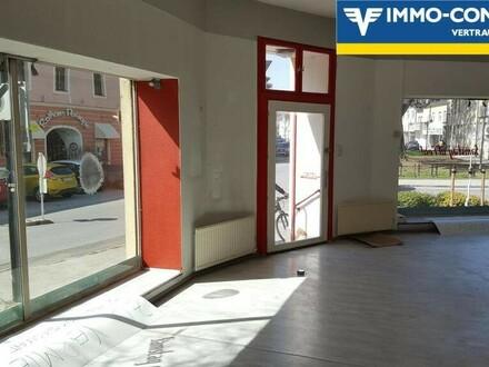 Geschäftslokal in Toplage in Stockerau