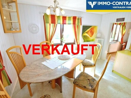 VERKAUFT von Sarina Kennel! - Idyllische Waldrandlage im Grünen - Gemütliches Haus sofort beziehbar!