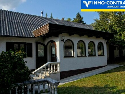 RESERVIERT! Sonniges Wochenendhaus mit großem Garten im blaufränkischen Weinland
