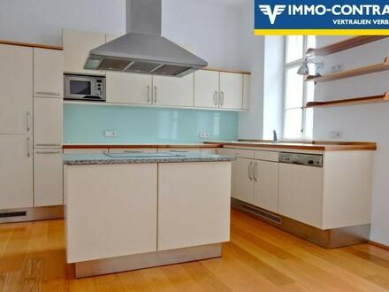 3er - WG - tauglich oder 4 Zimmer - Familien - Wohnung in UNI - Nähe