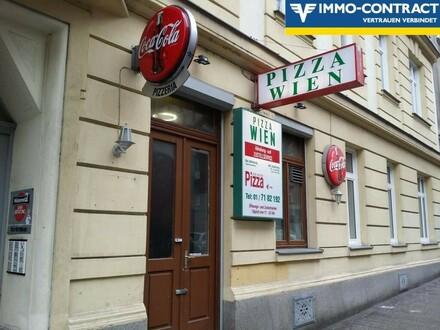 kleine Pizzeria mit Abhol- und Lieferservice