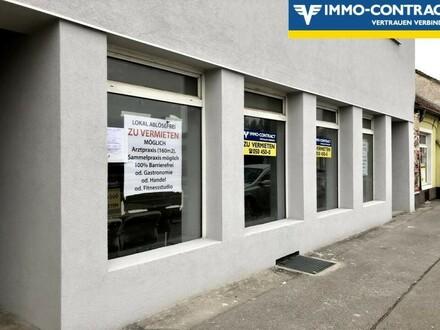 Es wird gerade renoviert - Geschäft in 1A Lage