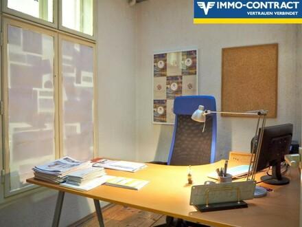 Büro am Loquaiplatz zentral im 6. Bezirk zum günstigen Preis