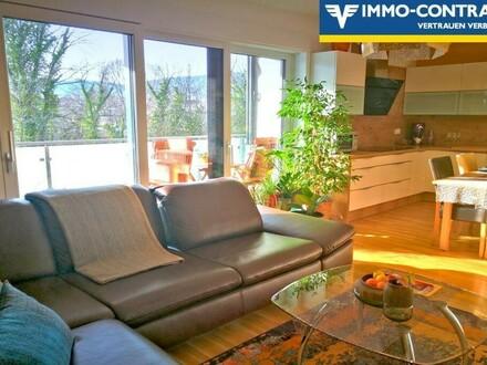 Luxuriös ausgestattete Top-Wohnung
