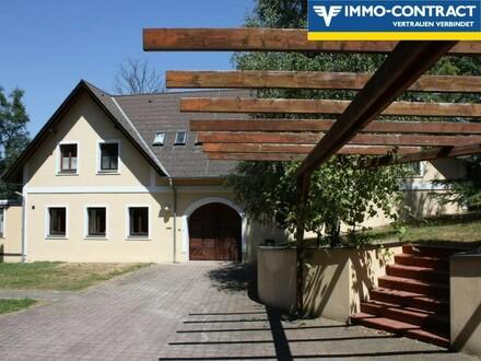 Es war einmal ein Bauernhaus - heute ist es ein Landsitz mit höchstem Komfort