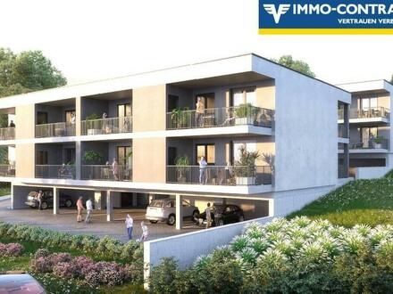 Moderner Luxus - Exklusive Stadtwohnung in sonniger Aussichtslage