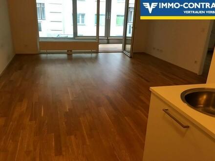 Neubauwohnung + Verglaste Loggia als 2.Wohnzimmer