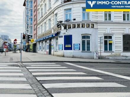 Unbefristet- Branchenfrei - Ecklokal in der Wiedner Hauptstraße