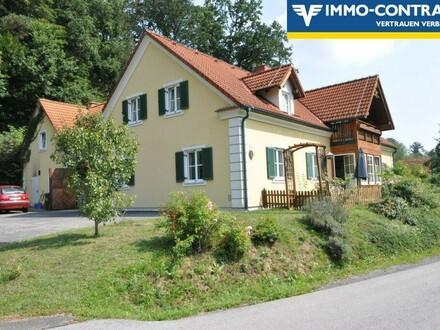 Rosenhof - Selbst wohnen oder Wohnen und Zimmer vermieten und Landwirtschaft - Idyllische, ruhige Grünlage