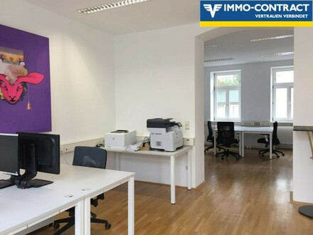 Ein guter Platz für Ihre Geschäfte - ein Co-Working-Platz in der Leitermayergasse