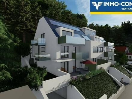 am BergBlick 19 - Garten | Terrasse | Balkon alles ist möglich - Luxuswohntraum am Fuße des Leopoldsberges. Top 8