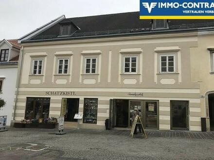 2 Zimmer-Mietwohnung in der Fussgängerzone - Hoflage!