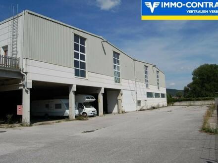 Vielseitiges Objekt - Verkaufsflächen, Fertigung, Lager, Büro - zusätzliches Potential für Wohnbau