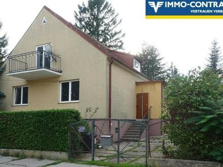Generalsaniertes Einfamilienhaus mit Garten