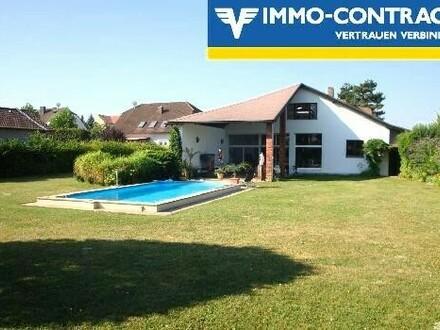 das wunderschöne Haus mit Pool