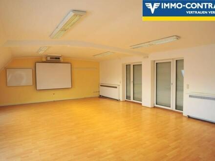 Platz für Meetings