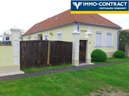 Ungarisches, gepflegtes Landhaus auf großem Grund, nähe österr. Grenze
