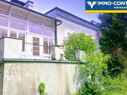Ein großes Haus oder 6 Wohnungen - Im Villenviertel von Hietzing