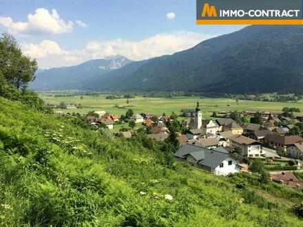 Blick auf Kirchbach