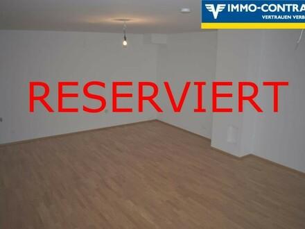 Reserviert Große 3 Zimmer Whg. mit 20m ² Balkon & 2 Kfz-Stellpl. S4/Top 17